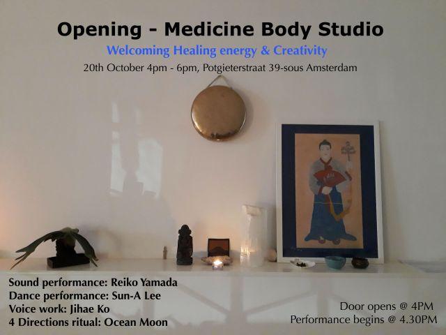 Opening Medicine Body